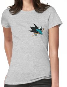SanJoseSharks Womens Fitted T-Shirt
