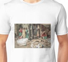 Two Sides to One Story Unisex T-Shirt