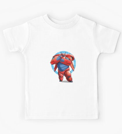 big hero Kids Tee