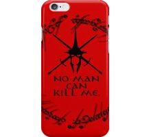 The Witch King Logo Design iPhone Case/Skin