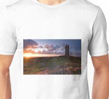 Sunset on Scrabo Unisex T-Shirt