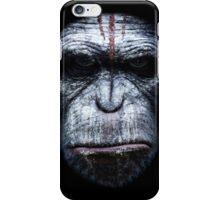 Ape face (version 3) iPhone Case/Skin