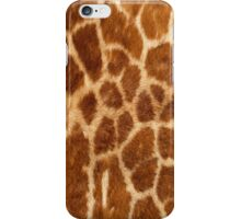 Animal Print 4 iPhone Case/Skin