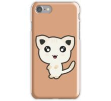 Kawaii Cat iPhone Case/Skin
