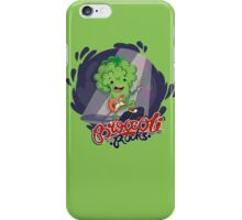 Broccoli Rocks! iPhone Case/Skin