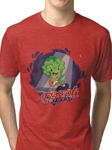 Broccoli Rocks! Tri-blend T-Shirt