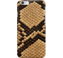 Snakeskin iPhone Case/Skin