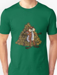 Squirrel ! Unisex T-Shirt