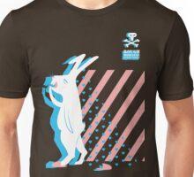 Rough Morning - Rabbit Series #1 Unisex T-Shirt