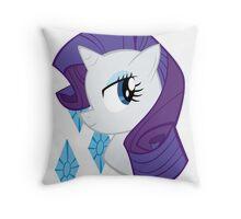 MLP: Rarity Throw Pillow