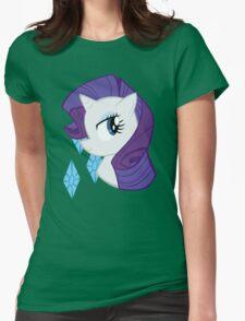 MLP: Rarity Womens Fitted T-Shirt