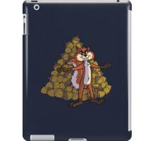 Squirrel's money ! iPad Case/Skin