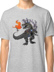 Steampunk T-rex Robot Classic T-Shirt