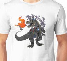 Steampunk T-rex Robot Unisex T-Shirt