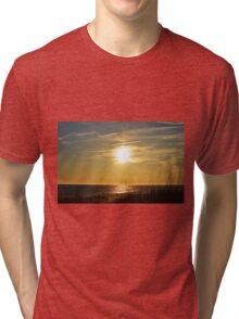 Sun About To Set Tri-blend T-Shirt