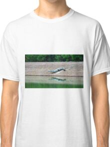 Happy Alligator Classic T-Shirt