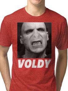 VOLDEMORT Tri-blend T-Shirt