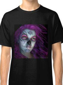 Sugar Doll Purple Classic T-Shirt