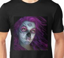 Sugar Doll Purple Unisex T-Shirt