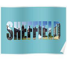 Sheffield Poster