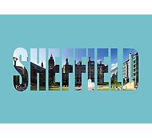 Sheffield Photographic Print