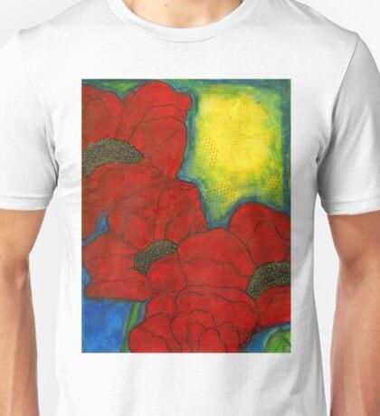 Mama's Poppies-WIP Unisex T-Shirt