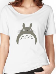 the cutest totoro Women's Relaxed Fit T-Shirt