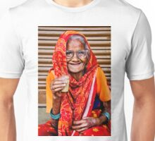 A Lady and Her Chai II Unisex T-Shirt