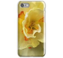 Yellow Orange Daffodil  If you like, please purchase, try a cell phone cover thanks iPhone Case/Skin