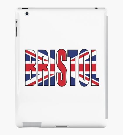 Bristol. iPad Case/Skin