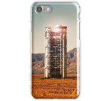 Desert Bank iPhone Case/Skin
