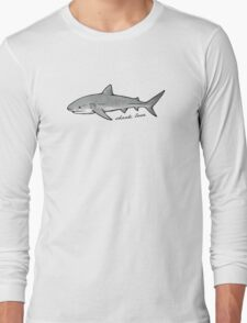 shark love Long Sleeve T-Shirt