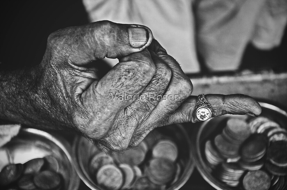 """""""He Sold Coins and This Ring""""   by Valerie Rosen"""