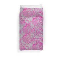 Purple Grey Art For your bed covers Duvet Cover