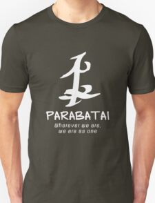 Shadowhunters: Rune Parabatai (White) T-Shirt