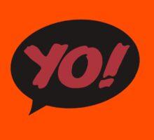 HIP-HOP ICONS: YO! RECORDS Kids Tee