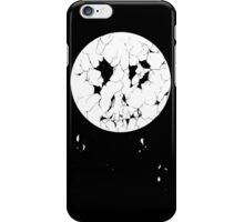 Decayed Moon iPhone Case/Skin