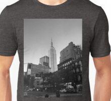 Empire State B&W Unisex T-Shirt