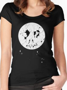 Decayed Moon Women's Fitted Scoop T-Shirt