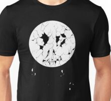 Decayed Moon Unisex T-Shirt