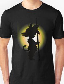 Goku - Silhouette Unisex T-Shirt