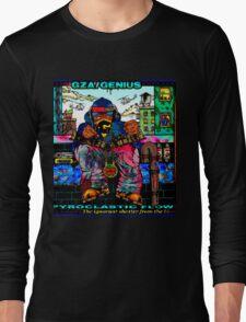 Genius GZA Pyroclastic Flow Long Sleeve T-Shirt
