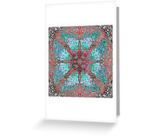 Frost Bite Spreading On Fingers Greeting Card
