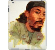 GZA Genius Digital Sketch iPad Case/Skin