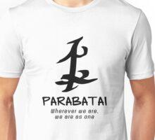 Shadowhunters: Rune Parabatai (Black) Unisex T-Shirt