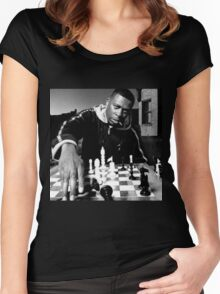 GZA Genius Women's Fitted Scoop T-Shirt