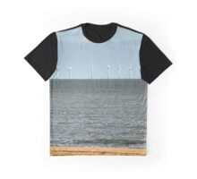 Wind Power Graphic T-Shirt