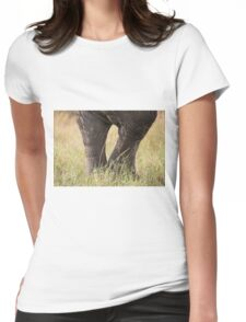 Elephant - Africa (1) Womens Fitted T-Shirt