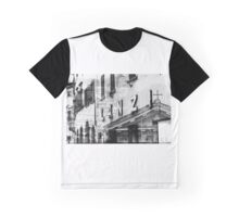 Italy – Photomontage Graphic T-Shirt