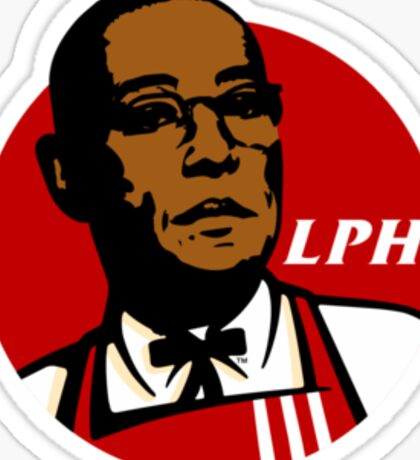 Los Pollos Hermanos Sticker